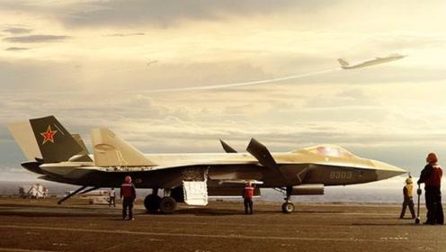 军报头版似乎透露有关中国新型舰载机的重大信息,格外引人注意