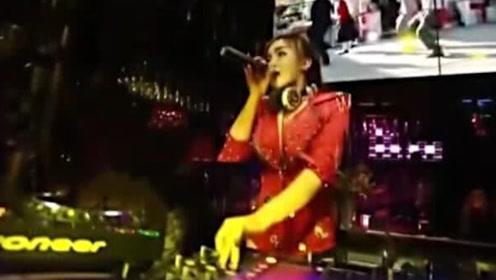 红遍全球的古风女孩李子柒自曝曾在酒吧工作,现场画面曝光