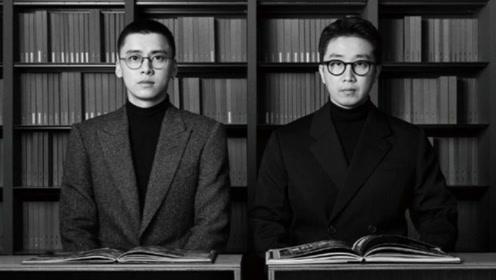 李易峰黑白封面大片曝光 寸头造型加眼镜杀展醉人魅力