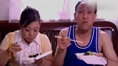 杨光的快乐生活:杨光条子拍戏还没开始,盒饭倒是被大哥吃了不少
