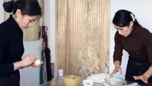 30岁女子卖烧饼走红,有人为看她连买10天烧饼,网友:这到底有多美?
