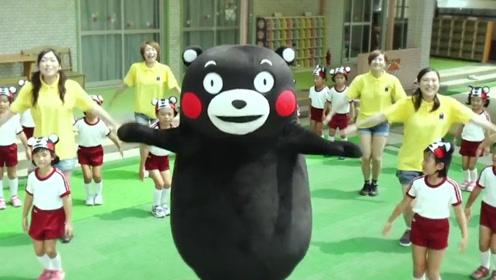 熊本熊报名东京奥运会火炬手被拒 官方给出的原因竟是……