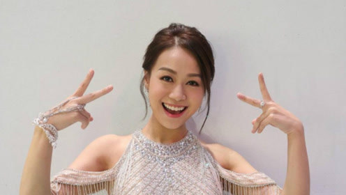 避走国外8个月后 黄心颖传回香港再战娱乐圈