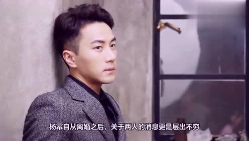 杨幂离婚接受采访,被问择偶标准,她的回答让人意外