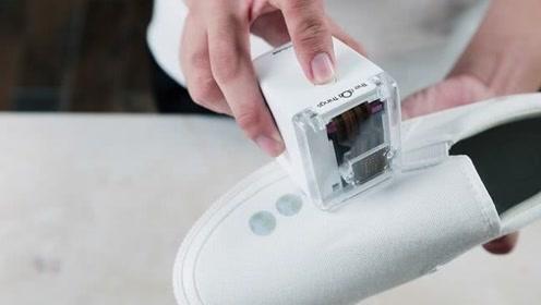 """能彩色打印的无线""""鼠标"""",连鞋上都能打印"""
