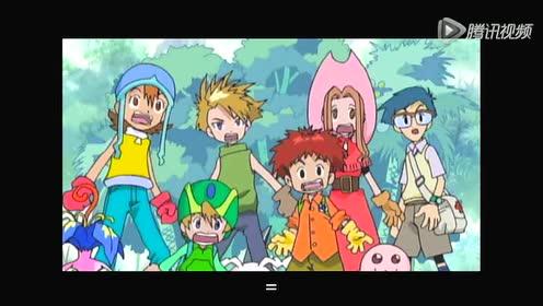《那些年,我们一起追过的动画》童年无限