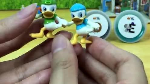 哆啦盒子益智玩具时间 托马斯与高登的彩泥玩具