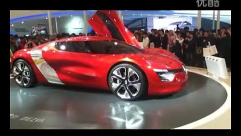 上海某车展最雷人事件:富二代强买概念车