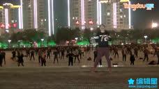 湖北麻城王立新广场舞 感到幸福你就拍拍手