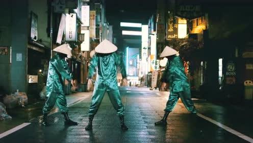 非常有意境的中国风街舞