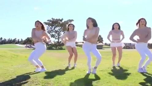 国外青年舞蹈大赛,这个组合绝对是实力派!