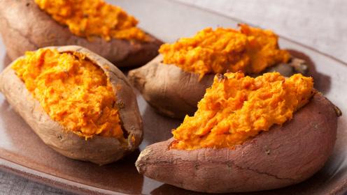 爱吃红薯的注意了,吃红薯会有什么好处?看完我大吃一惊!