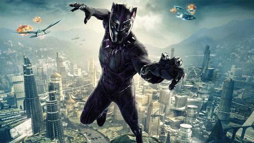 《黑豹》全新预告 黑豹国王展示性感胸肌