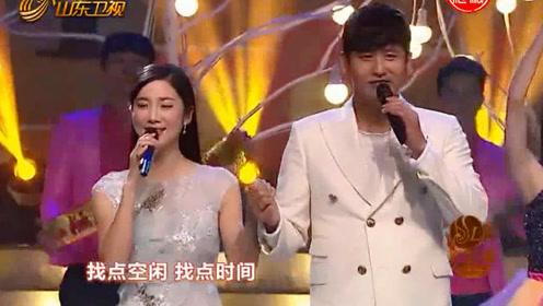 王珂携手于晓光唱歌这么好听,专业水准啊,太可惜不是他老婆