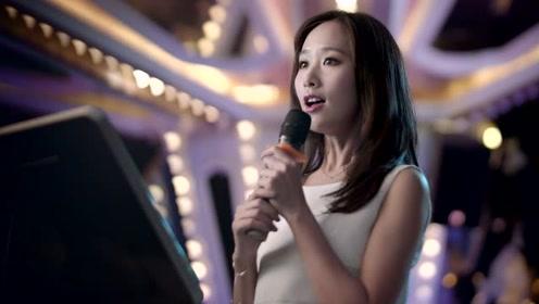 歌手出没请注意  小心唱K都能遇到人气歌手陈雅森