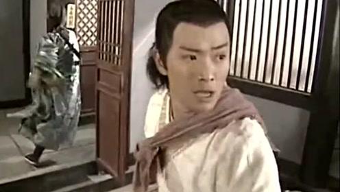 宇文化及的弟弟对李蓉蓉用强,秦叔宝救援不急,李蓉蓉羞愤自杀