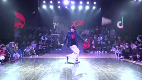 日本popping舞者,演绎王力宏的《花田错》,炸翻了!