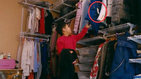看了霍思燕的衣帽间再看黄圣依的 这差距不是一般的大啊!