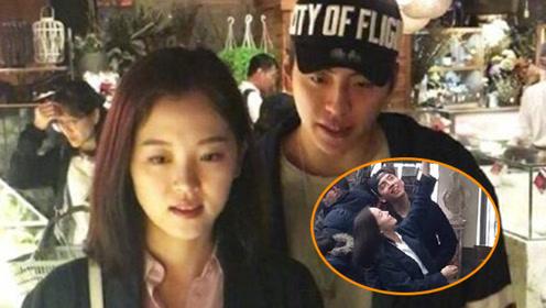 王大陆刚被曝恋上韩女星姜汉娜 又被偶遇和陈冠希前女友在一起