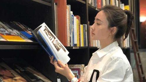 王丽坤晒美照文艺范十足 网友:是不是林更新拍的