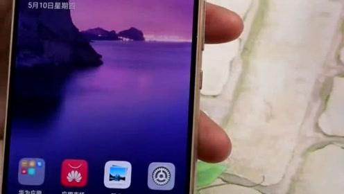 手机白买了,只有少数人会用,华为手机截屏的正确用法!