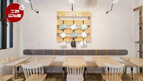 手作原木咖啡杯架!为无处安放的咖啡杯找个家