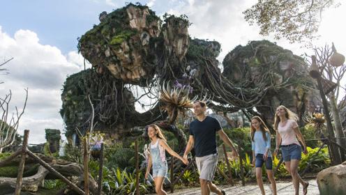 只把《阿凡达》主题乐园建在美国迪士尼,你不怕上海的票卖不出去么