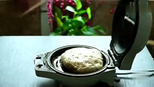 教你用平底锅就能做千层肉饼,酥的掉渣,做法简单又好吃