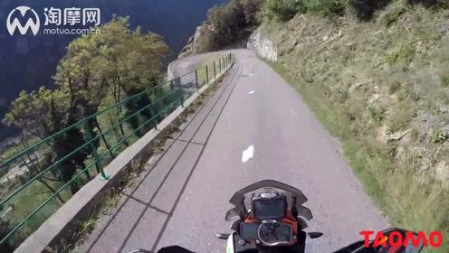 KTM 1190冒险R 我就是来冒险的
