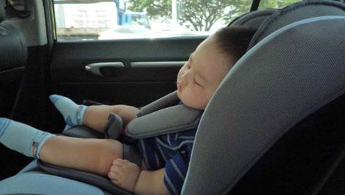 坐车抱着孩子更安全,还是让宝宝用安全座椅更安全?宝妈知道吗?