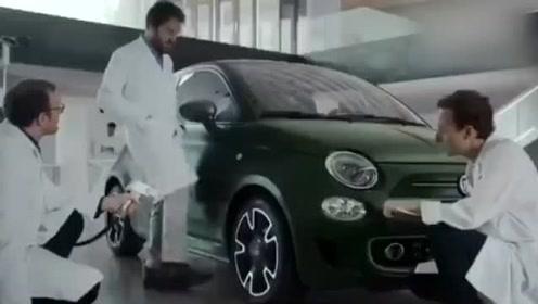 针对野蛮女友的汽车安全测试,百分百命中,这严谨度还有谁?