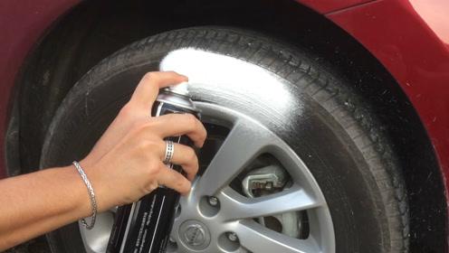 轮胎泡沫清洗剂真的管用吗?