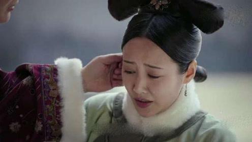 《如懿传》令妃被囚冷宫临终前得知被宠幸的真正原因 令人心酸