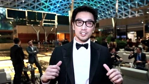 新加坡50岁颜值逆天的冻龄大叔 爆火Ins后来中国发展了