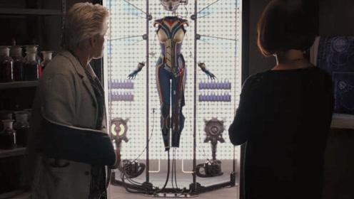 蚁人:黄蜂女才是电影中最厉害的角色!
