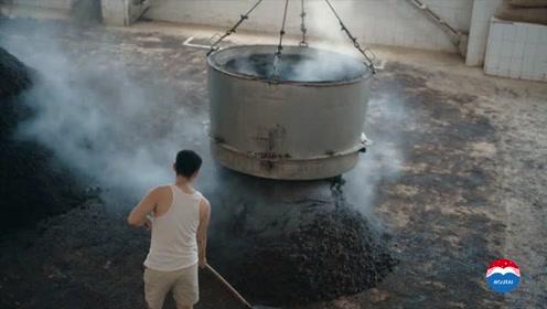 要流过多少代人的汗水,才能将一壶美酒传承千年?
