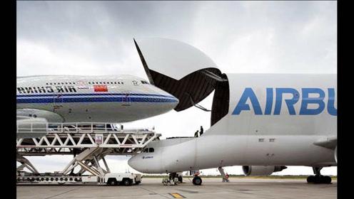 世界上最大的飞机,载重达250吨,起飞距离达3500米!