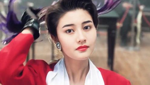 香港电影女星的黄金一代,群星璀璨,美人在骨不在皮!