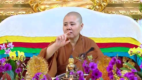 圣空法师:学佛人的命运掌握在自己手中
