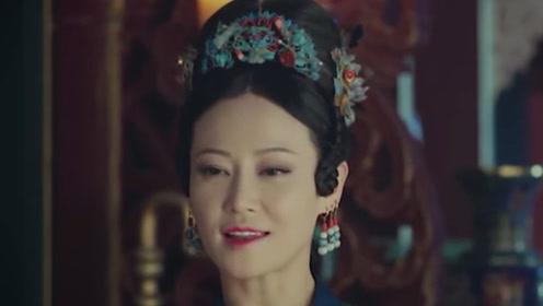 延禧攻略:高贵妃不断怂恿璎珞,不断的讽刺皇后对阿满做的一切