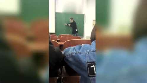 上课日常签到手势,根本不敢逃课,老师简直是太懂学生了!