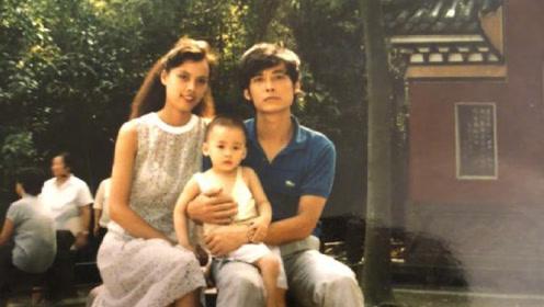 李易峰晒爸妈年轻照片  网友大呼:神仙颜值