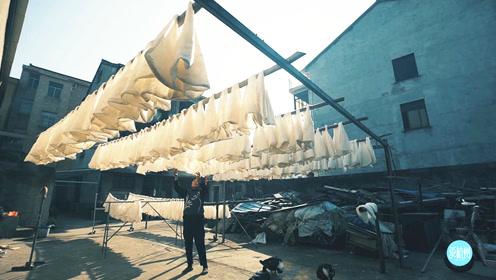 杭州老人古法制作清水丝绵,轻薄柔软透气保暖,有人用50年都不坏