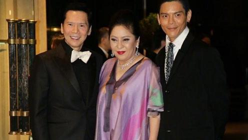 向华强70大寿众星齐聚,撼动香港半个娱乐圈,豪华阵容不输颁奖礼