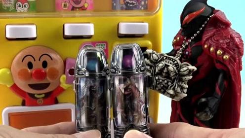 《橙子乐园在日本》贝利亚手气太好了,居然买到了传说的邪神怪兽