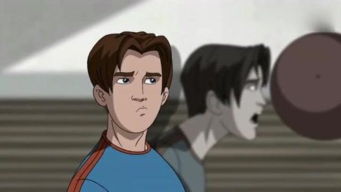 《终极蜘蛛侠》蜘蛛侠讨厌上体育课的原因,彼得心疼你3秒钟!