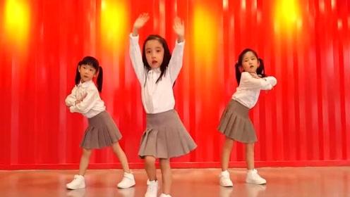 五岁小朋友翻跳少女时代《oh》,太可爱了!