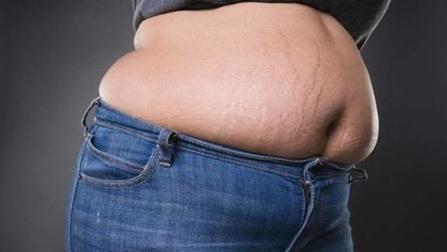 """为什么肚子肥肉这么多?2个方法你可以""""甩走""""腹部脂肪"""