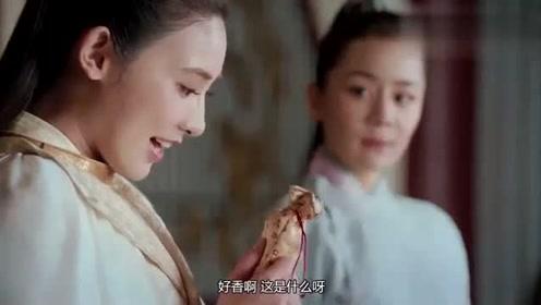 赵瑟瑟送香囊给小枫,李承鄞护妻竟这样说小枫