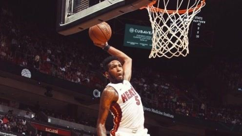 NBA常规赛第22周十大劲爆扣篮 东契奇关键扣篮2+1小琼斯飞天空接